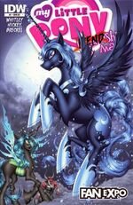 FIENDship is Magic issue 1 cover RE