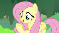 "Fluttershy ""I never would've found"" S7E20"