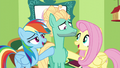 """Fluttershy and Rainbow """"give it your best"""" S6E11.png"""