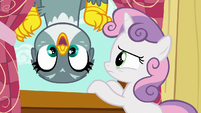 Gabby wonders what her cutie mark will be S6E19