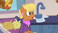 Ms. Harshwhinny hears Cadance's name S03E12