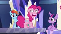 Pinkie -...Pinkie Sense-- S5E19