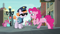 Pinkie Pie --it just can't be!-- S6E3