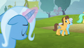 Ponies walking away from guilty Trixie S6E6.png