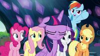 Rainbow Dash -the old-fashioned way!- S9E2