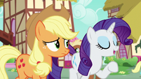 """Rarity """"give yourself over to the idea"""" S6E10"""