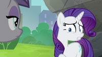 Rarity --stop giving me that look!-- S6E3