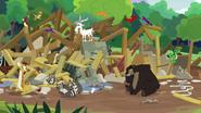 S07E05 Zwierzęta wśród gruzu