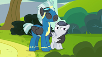 Thunderlane puts a wing around Rumble S7E21