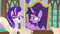 "Twilight ""first time I've ever been asked"" S9E1"