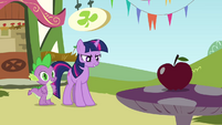Twilight 'But I feel lucky this time' S3E3