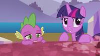 Twilight --must sense that something isn't right-- S5E25