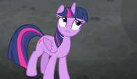Twilight Sparkle -What makes you say that-- S5E1