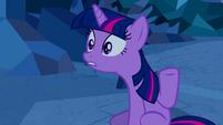 Twilight realising the real Princess Cadance S2E26
