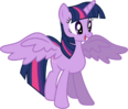 Twilight sparkle alicorn by 90sigma-d5v8fc1