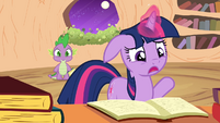 Twilight with a book S2E20