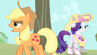 Applejack 'I have some more chores to do' S4E13