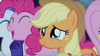 Applejack Emocionada S5E24
