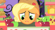Applejack disappointed S1E26