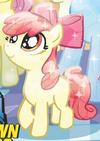 Comic issue 5 Crystal Pony Apple Bloom