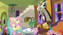 "Discord ""it really is nice having you here"" S7E12"