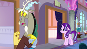 Discord stuttering at Starlight S8E15