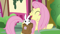 "Fluttershy ""settle in for a nice tea party"" S9E18"
