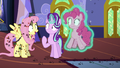 Fluttershy covered in rodents and vermin S6E21.png