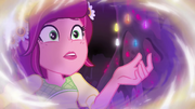 Gloriosa Daisy controlling five magic geodes EG4