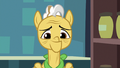Grand Pear smiling as Apple Bloom leaves S7E13.png