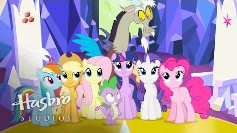 "MLP Friendship is Magic - ""Let the Rainbow Remind You"" Music Video"