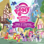 MLP Soundtrack Album Cover 2