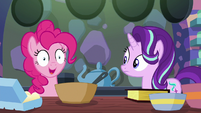 Pinkie Pie --whatever you want to do first-- S6E21