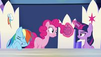 Pinkie Pie --you have to admit-- S6E15