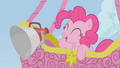 Pinkie Pie announcing from a hot-air balloon S1E13.png