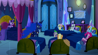 "Princess Luna ""confined to your dreams"" S5E13"
