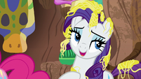 Rarity laughing flippantly S7E19