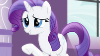 Rarity talking to Twilight S4E01