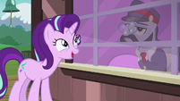 "Starlight ""my friend Sunburst is coming"" S7E24"