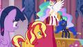 Sunset Shimmer addressing Princess Celestia EGFF.png
