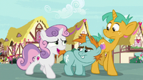 Sweetie Belle -it's okay to say no!- S8E10
