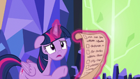 """Twilight """"I don't think friendship lessons are enough"""" S7E1"""