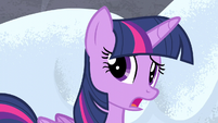 Twilight -you all have taught her something- S5E2