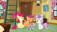Apple Bloom 'Woooow' S3E06