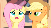 Applejack 'It just feels wrong!' S4E07