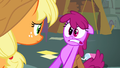 Berryshine's disgust S1E12.png