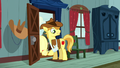 Braeburn looking at the Crusaders S5E6.png