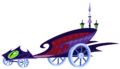 Canterlot Castle Chariot.png