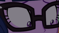 Close-up on Twilight Sparkle's eyes EGDS22