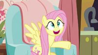 Fluttershy -is it really envious of the other teas-- S7E12